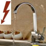 Design Boiler Waschtischarmatur